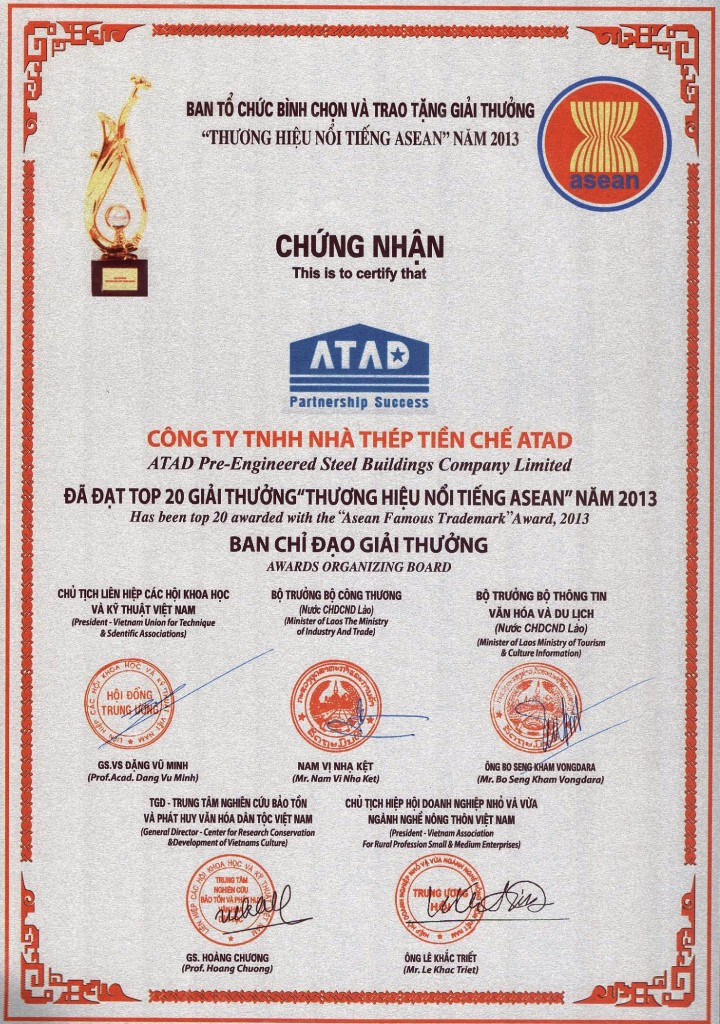 top 20 awarded 2013