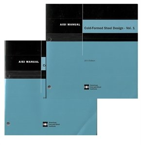 AISI S100-12: Cold-Formed Steel Design Manual, 2013 Edition