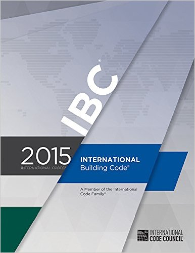 IBC 2015: 2015 International Building Code