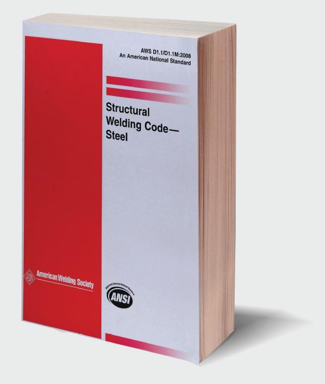 structural welding code steel 2015 pdf