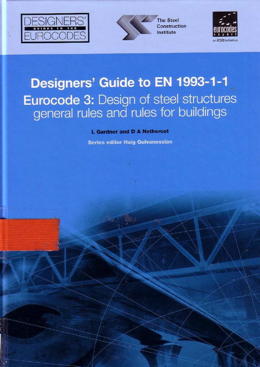 Eurocode 3: Design of Steel Structures