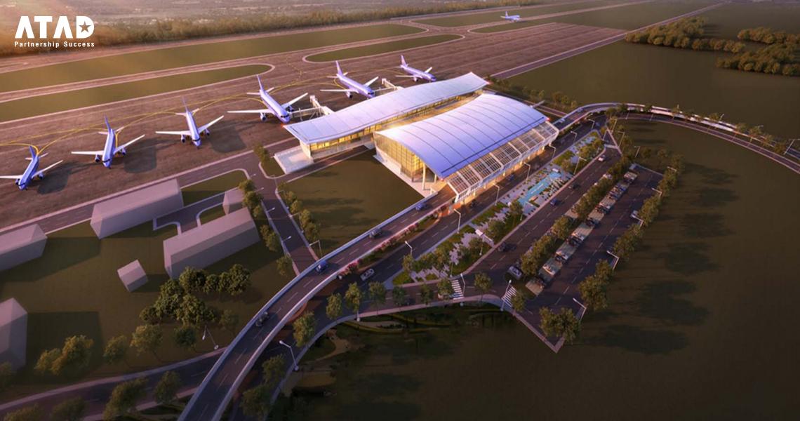 Construction Of Passenger Terminal - Cat Bi International Airport