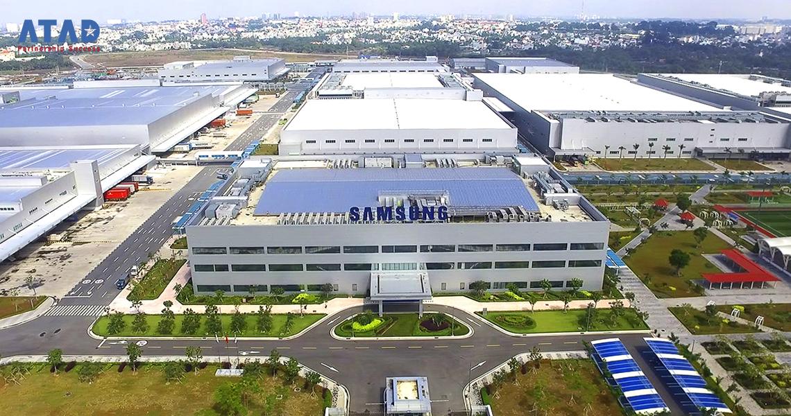 Dự Án Samsung CE Complex