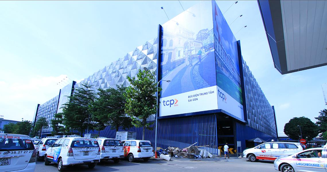 Tan Son Nhat Airport Car Park