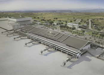 Vientiane International Airport Terminal Expansion