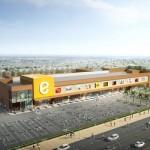 Dự án siêu thị Emart fe