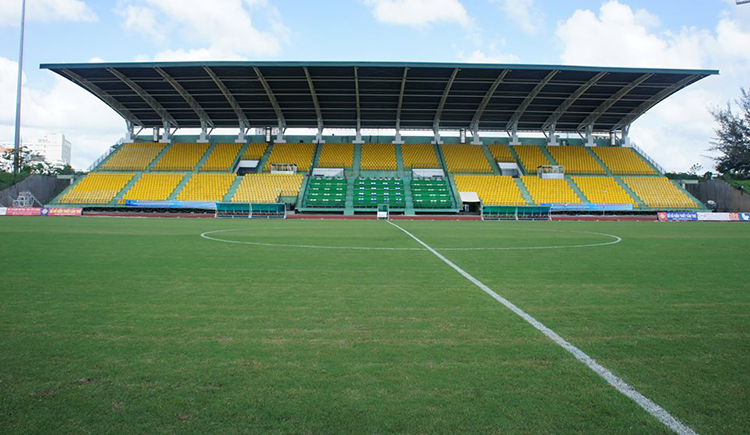 Structural Steel Roof Of The Largest Capacity Stadium In