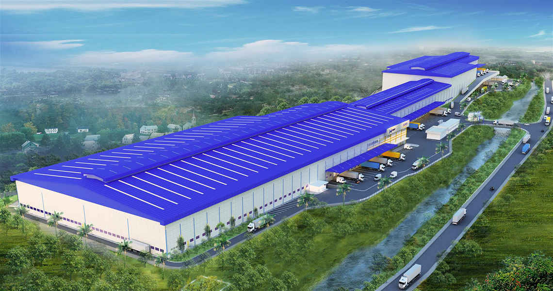 Lazada - MMP Warehouse
