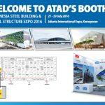Indonesia Steel Building & Metal Structure Expo