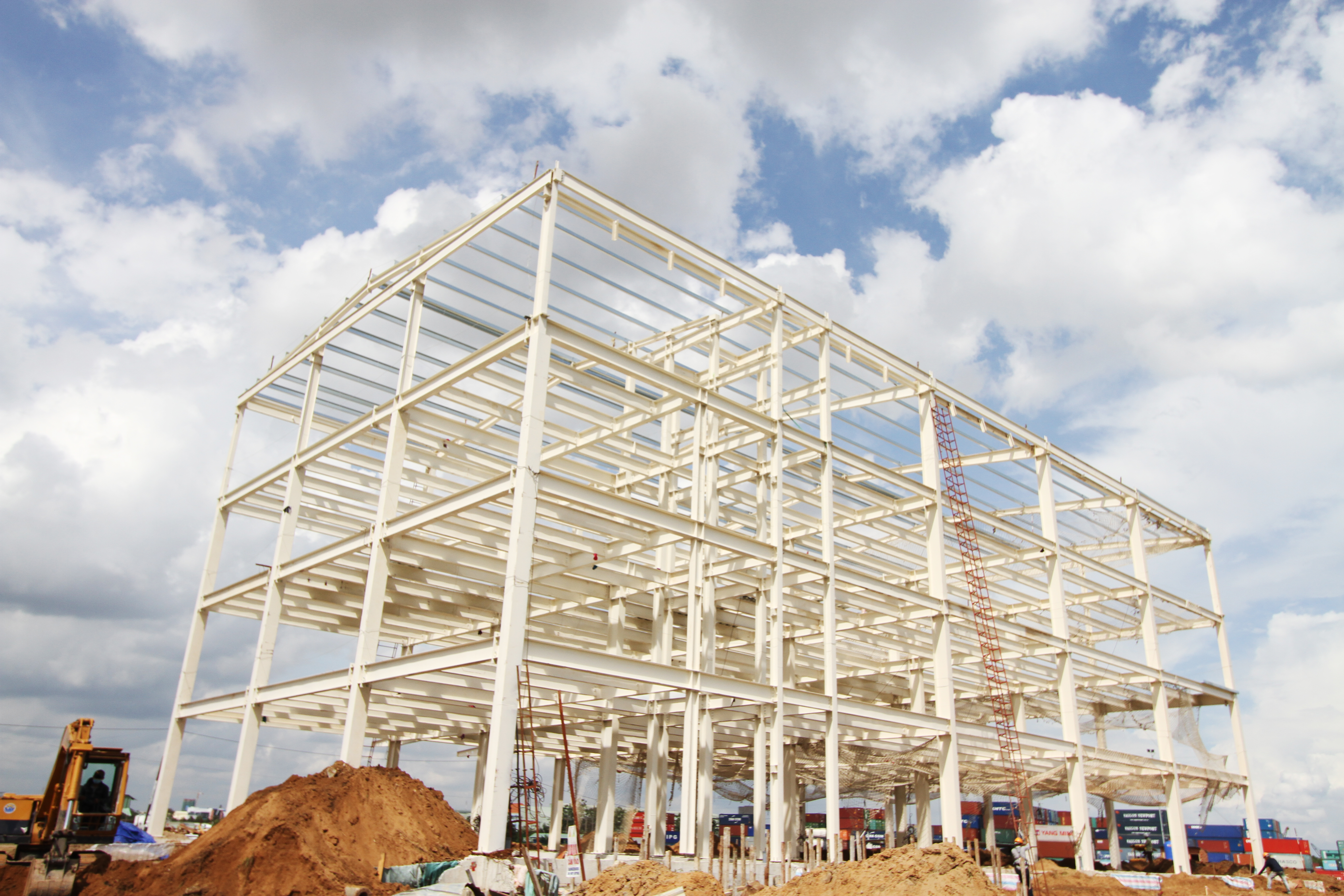 Construction Of Steel Buildings: The Optimal Solution For Commercial Buildings