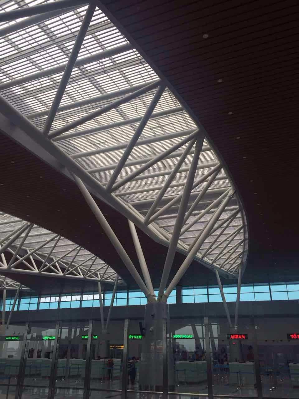 "The project ""Passenger Terminal – Da Nang International Airport """