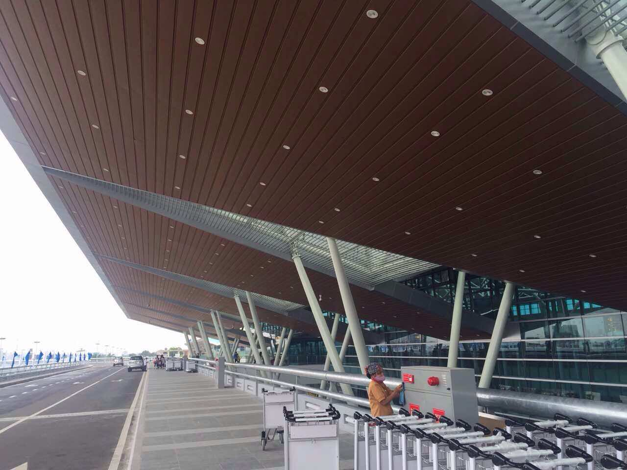"The project ""Passenger Terminal – Da Nang International Airport "" 2"