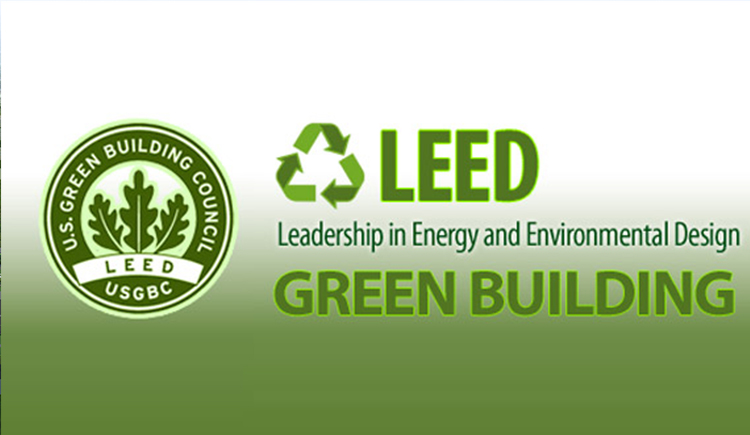 What is leed atad steel structure corporation for What is leed