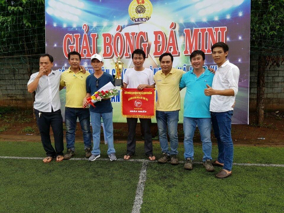 ATAD Dong Nai won the championship 3