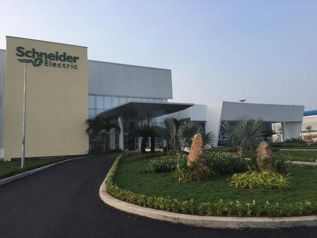 Schneider Electric factory 4
