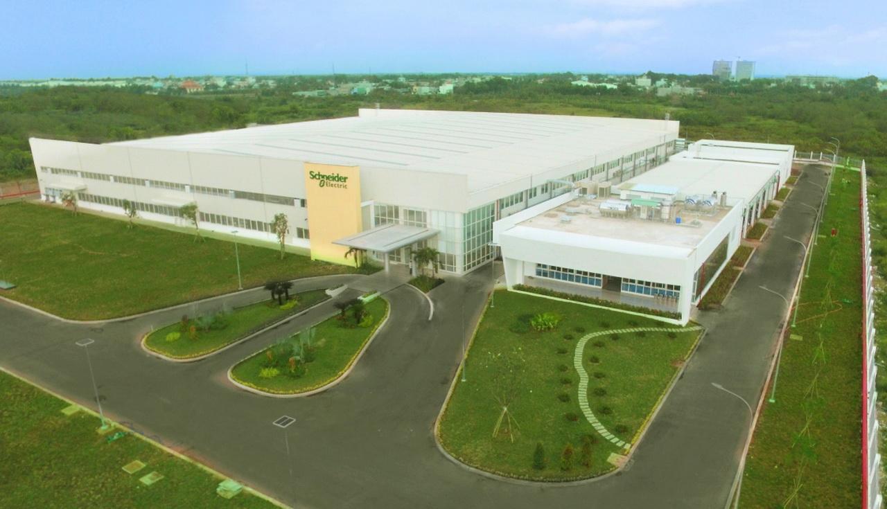 Schneider Electric factory 1