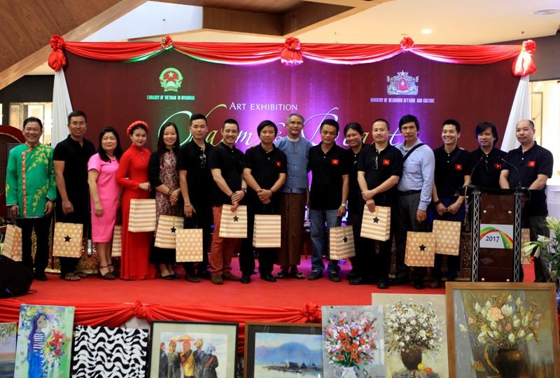 ATAD is proud to strengthen the Vietnam-Myanmar ties