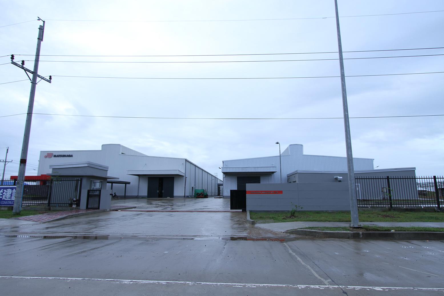 Matsunaga factory 2