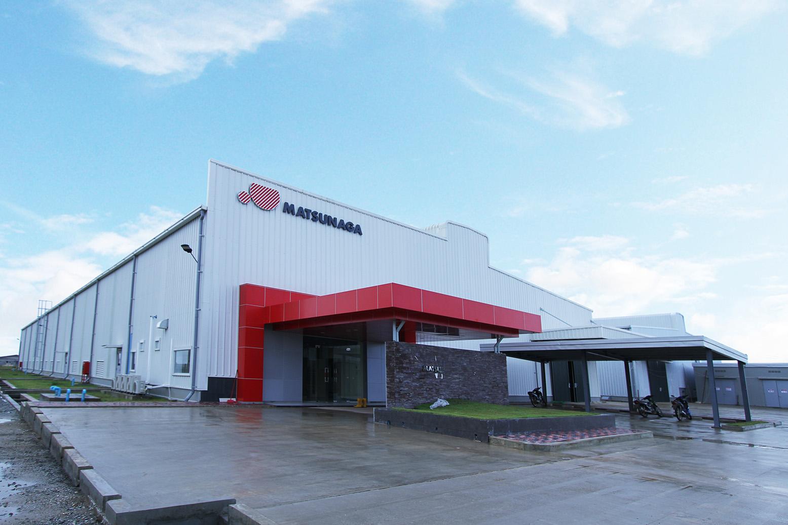 Matsunaga factory 1