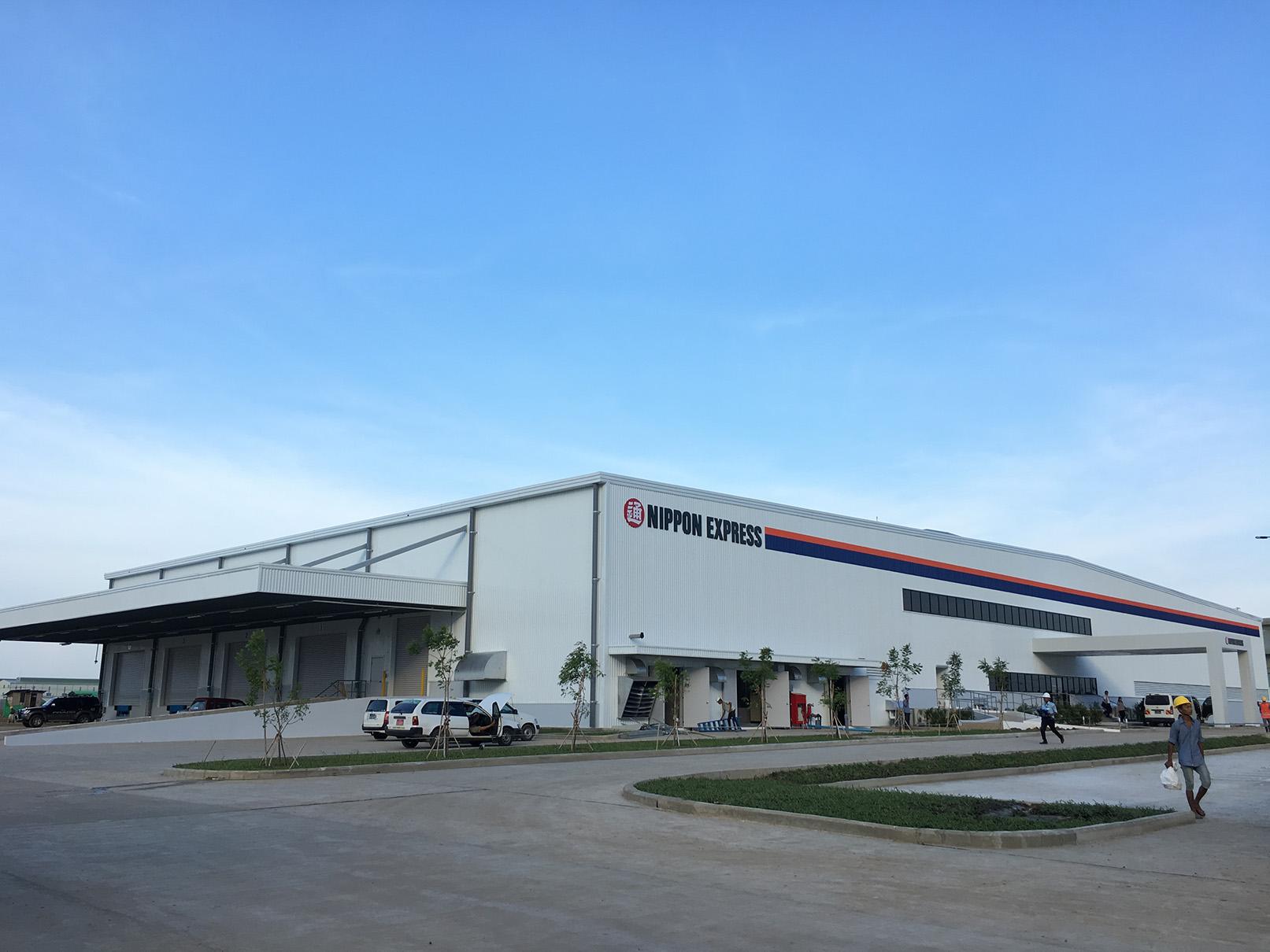 Nittsu Express Logistics factory