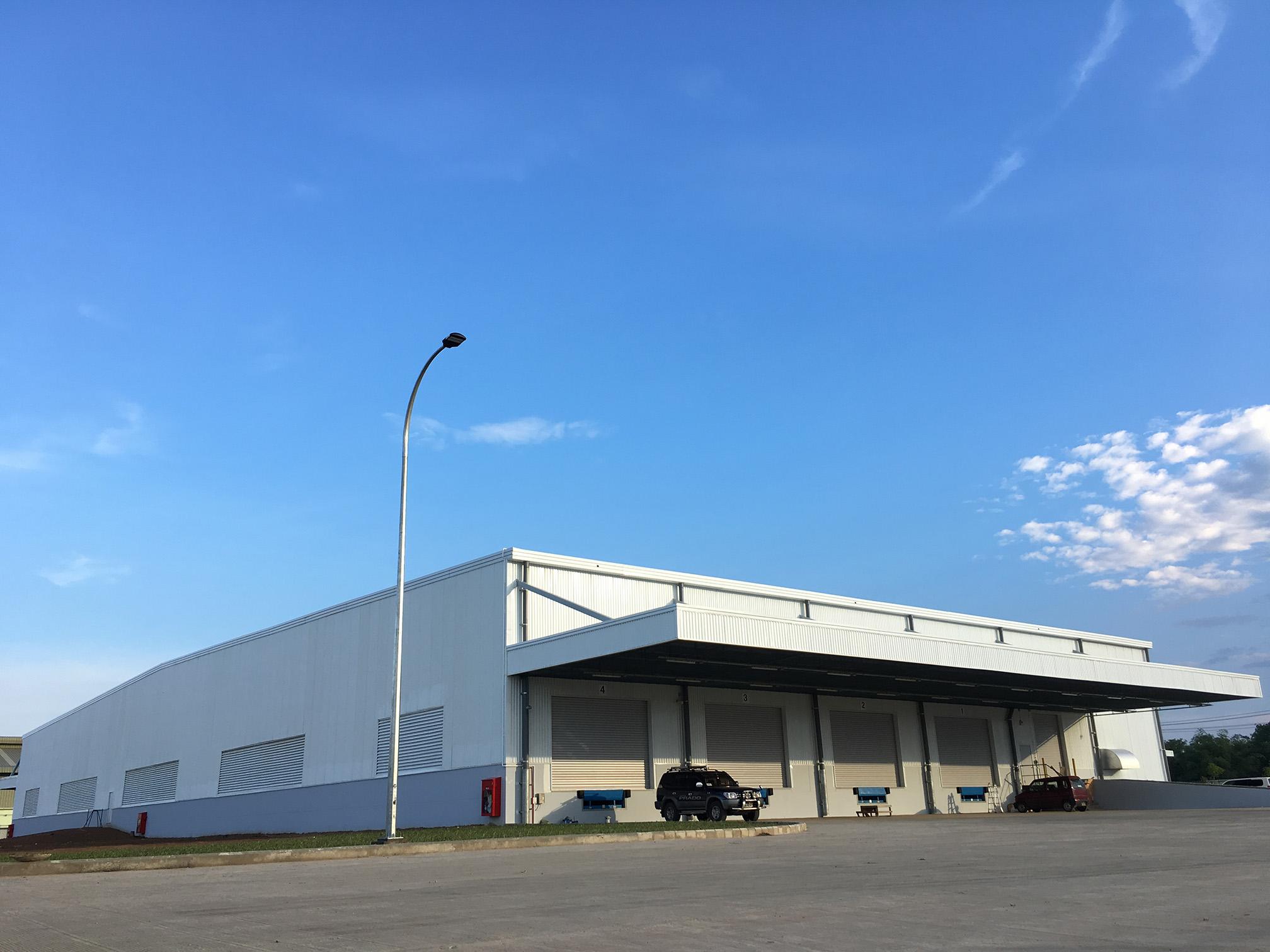 Nittsu Express Logistics factory 3