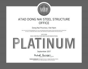 LEED Platinum ATAD Dong Nai