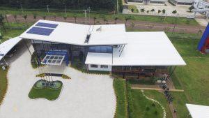 Solar panel system - ATAD Dong Nai factory