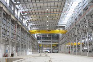 Sunsteel factory