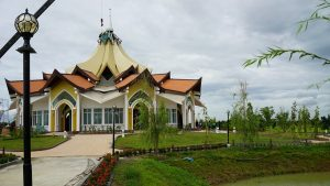 Baha'i Battambang house of worship 2