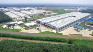 ATAD Dong Nai Steel Structure factory