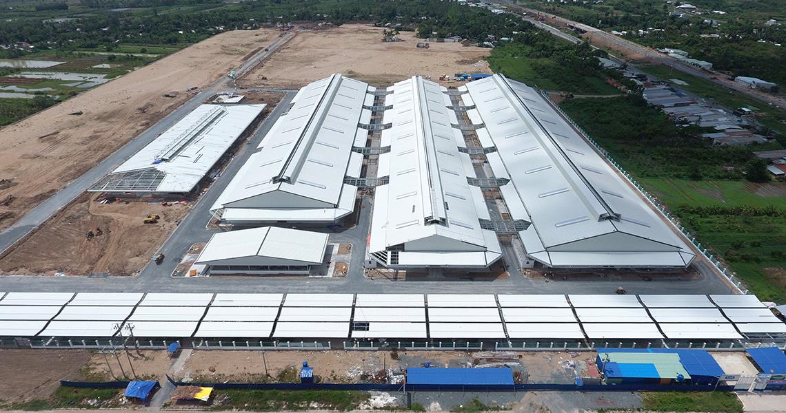 Taekwang Factory