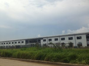 Bellinturf factory 2