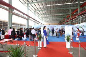 Tea break area of ATAD Dong Nai opening ceremony