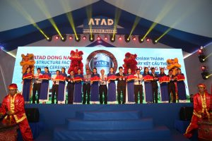 Inauguration of ATAD Dong Nai steel structure factory