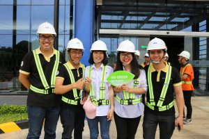 Students visited ATAD Dong Nai factory 3