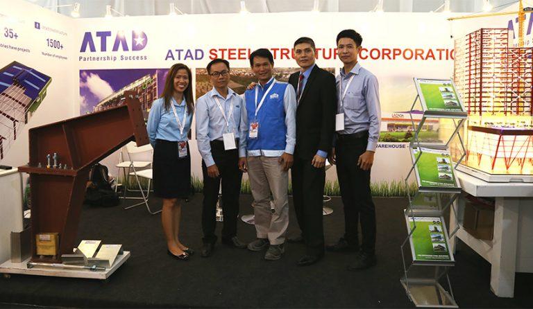 ATAD joined Worldbex Manila 2018