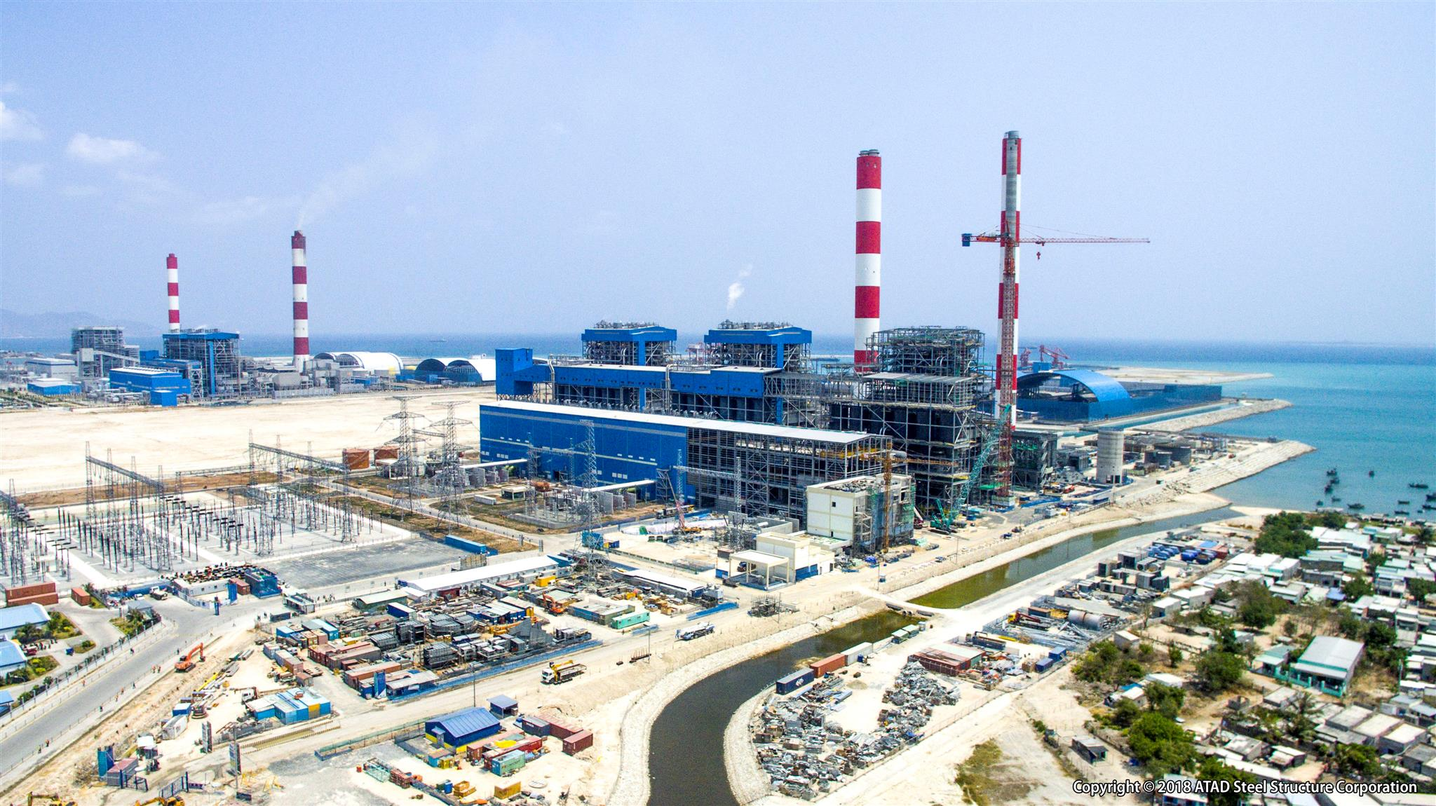Vinh Tan 4 Thermal Power Project 3