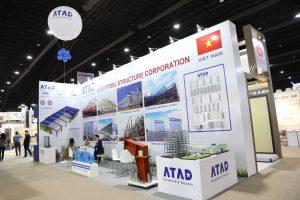 ATAD booth at Architect'18