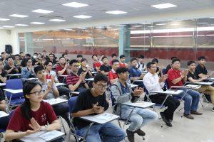UAH Students visited ATAD Dong Nai factory 1