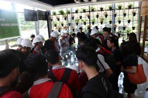 UAH Students visited ATAD Dong Nai factory 2