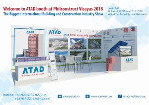 ATAD Booth Philippines Visayas 2018