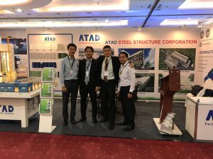 ATAD team at Philconstruct Visayas 2018 2