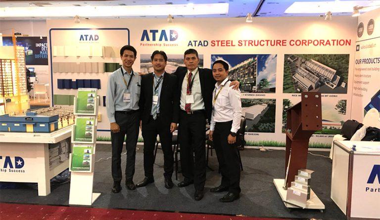 ATAD highlighted at Philconstruct Visayas 2018
