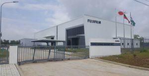 Fujifilm factory by ATAD