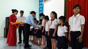 ATAD presented scholarships to underprivileged students in Long Khanh town 3