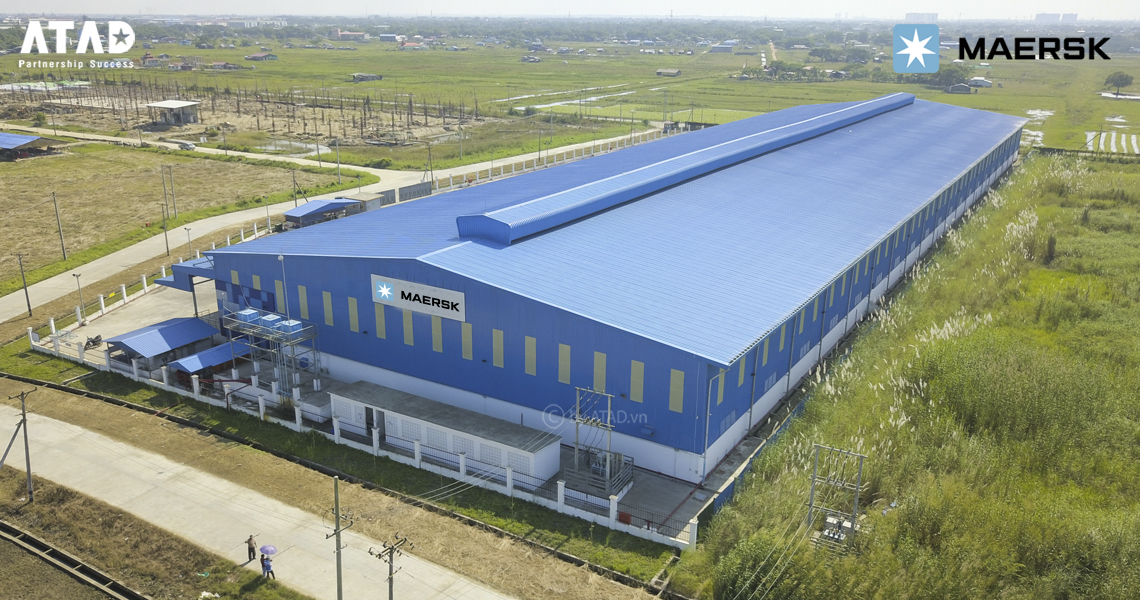 Damco Logistics Warehouse