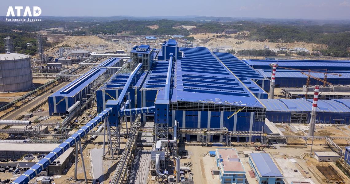 Hoa Phat Steel Factory