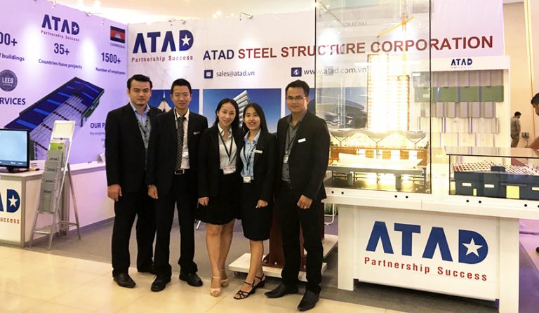 ATAD joined Cambuild 2018