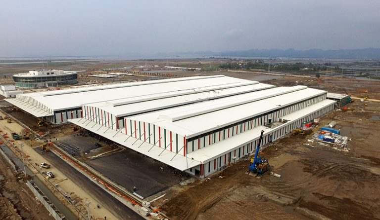ATAD implemented the first Vietnamese automobile manufacturing complex