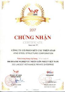 VNR 500 2017